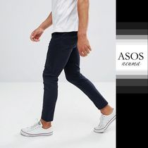 ASOS Plain Cropped Pants