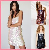 Free People Short A-line Sleeveless Party Style Dresses