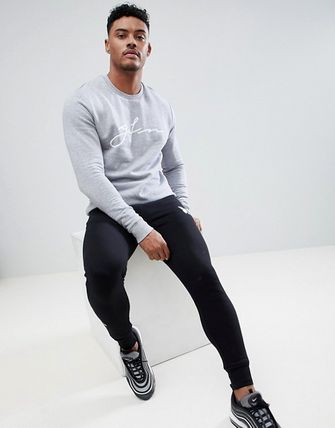 ASOS Sweatshirts Pullovers Sweat Street Style Long Sleeves Sweatshirts 4