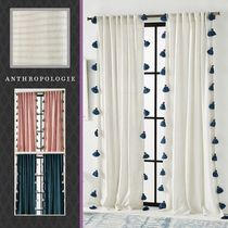 Anthropologie Stripes Ethnic Curtains