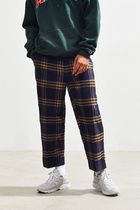 Urban Outfitters Tartan Other Check Patterns Street Style Cotton