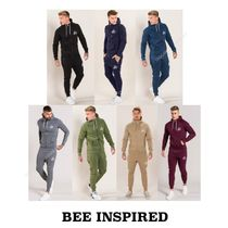 Bee Inspired Clothing Unisex Street Style Top-bottom sets