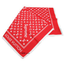 Louis Vuitton Monogram Cotton Scarves