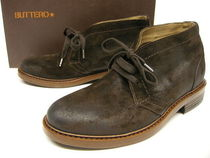 Buttero Suede Chukkas Boots