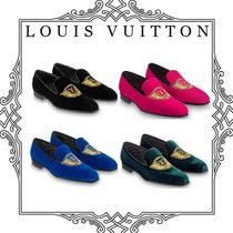 Louis Vuitton Loafers Plain Loafers & Slip-ons