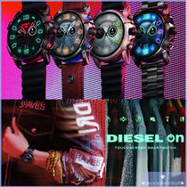 DIESEL Unisex Oversized Watches Watches
