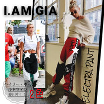I.AM.GIA Casual Style Street Style Sarouel Pants