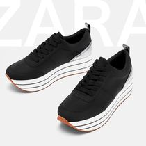ZARA Low-Top Sneakers