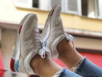 New Balance Casual Style Unisex Suede Street Style Low-Top Sneakers
