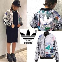 adidas Short Flower Patterns Unisex Street Style Collaboration