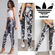 adidas Street Style Collaboration Bi-color Leggings Pants