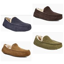 UGG Australia ASCOT Sheepskin Plain Shoes