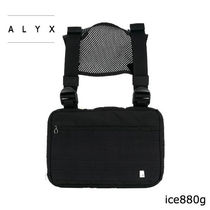 Unisex Nylon Street Style Plain Messenger & Shoulder Bags