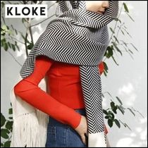 Casual Style Heavy Scarves & Shawls