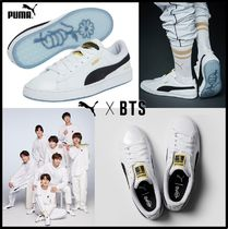 PUMA Casual Style Unisex Street Style Low-Top Sneakers