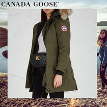 CANADA GOOSE SHELBURNE Medium Parkas