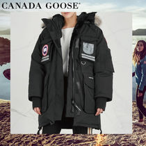 CANADA GOOSE SNOW MANTRA PARKA Plain Medium Parkas