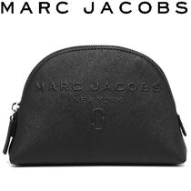 MARC JACOBS Plain Leather Pouches & Cosmetic Bags