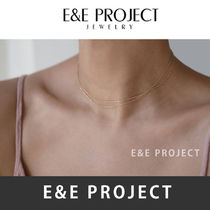 E and E PROJECT Necklaces & Pendants