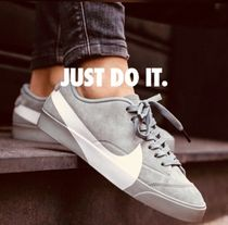 Nike BLAZER Street Style Low-Top Sneakers