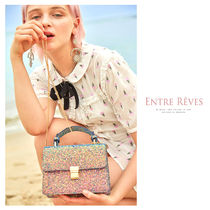 Entre Reves 2WAY Party Style Shoulder Bags