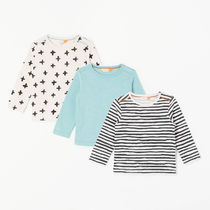 john lewis Unisex Organic Cotton Baby Girl Tops