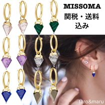 MISSOMA Casual Style Silver 18K Gold Fine