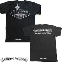 CHROME HEARTS Unisex T-Shirts