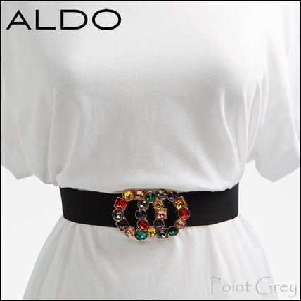 Casual Style With Jewels Belts