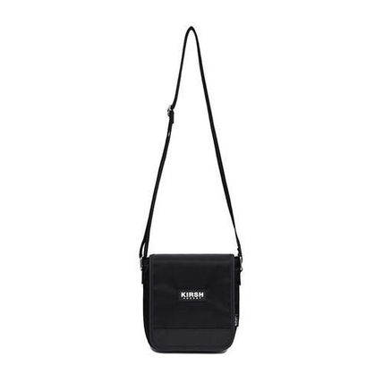 Casual Style Nylon Street Style Plain Shoulder Bags