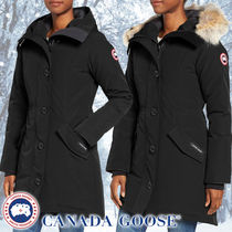 CANADA GOOSE ROSSCLAIR Down Jackets