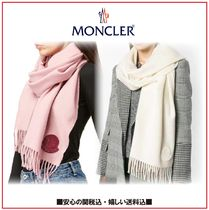 MONCLER Wool Plain Heavy Scarves & Shawls