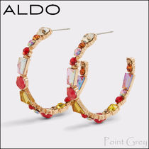 ALDO [ALDO] Elebant Beads Half-hoop Earrings - Lareiri