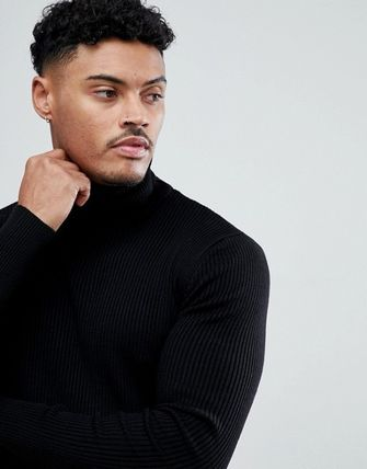 ASOS Knits & Sweaters Long Sleeves Plain Knits & Sweaters 4