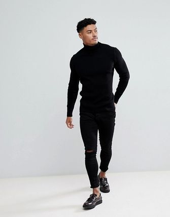ASOS Knits & Sweaters Long Sleeves Plain Knits & Sweaters 5