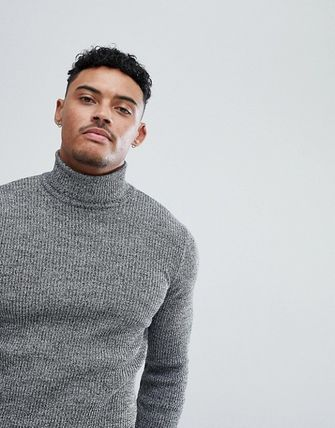 ASOS Knits & Sweaters Long Sleeves Plain Knits & Sweaters 8