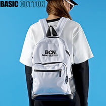 BASIC COTTON Backpacks