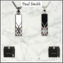 Paul Smith Argile Blended Fabrics Street Style Metal