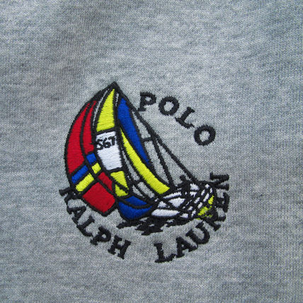 Ralph Lauren Sweatshirts Crew Neck Pullovers Sweat Long Sleeves Plain Sweatshirts 4