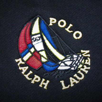 Ralph Lauren Sweatshirts Crew Neck Pullovers Sweat Long Sleeves Plain Sweatshirts 13