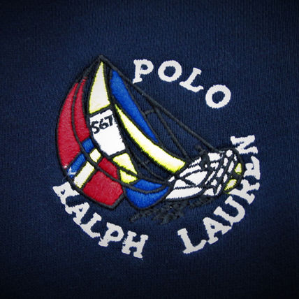 Ralph Lauren Sweatshirts Crew Neck Pullovers Sweat Long Sleeves Plain Sweatshirts 19