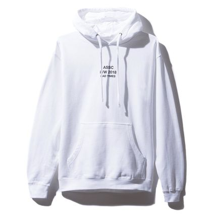 ANTI SOCIAL SOCIAL CLUB Hoodies Unisex Street Style Hoodies 2