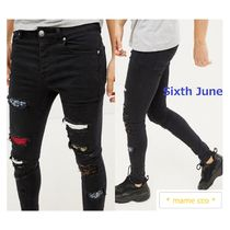 Sixth June Denim Street Style Skinny Fit Jeans & Denim