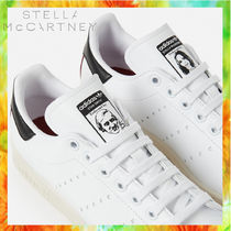 Stella McCartney Star Casual Style Blended Fabrics Street Style Collaboration