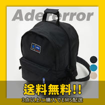 ADERERROR Backpacks