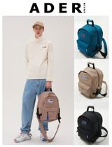 ADERERROR Unisex Backpacks