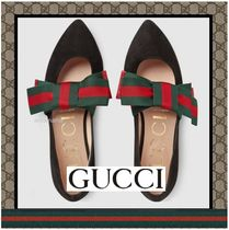 5fba1c13bbb8 GUCCI Women s Flat Shoes  Shop Online in US