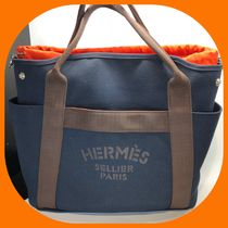 HERMES A4 Totes
