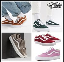 VANS OLD SKOOL Casual Style Unisex Street Style Low-Top Sneakers