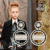 CHANEL Costume Jewelry Blended Fabrics Home Party Ideas
